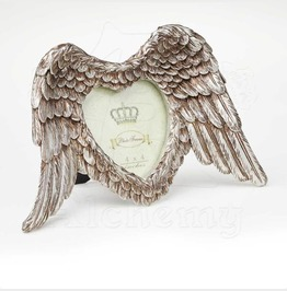 Winged Heart Photo Frame