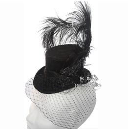 Victoria Handmade Mini Top Hat
