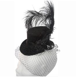 Victoria Handmade Mini Top Hat