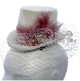 Isabella Handmade Mini Top Hat