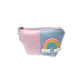 Banned Apparel Riro Cute Rainbow Kawaii Coin Purse
