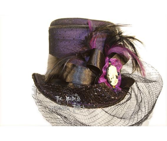 skull_cameo_handmade_mini_top_hat_headwear_5.JPG