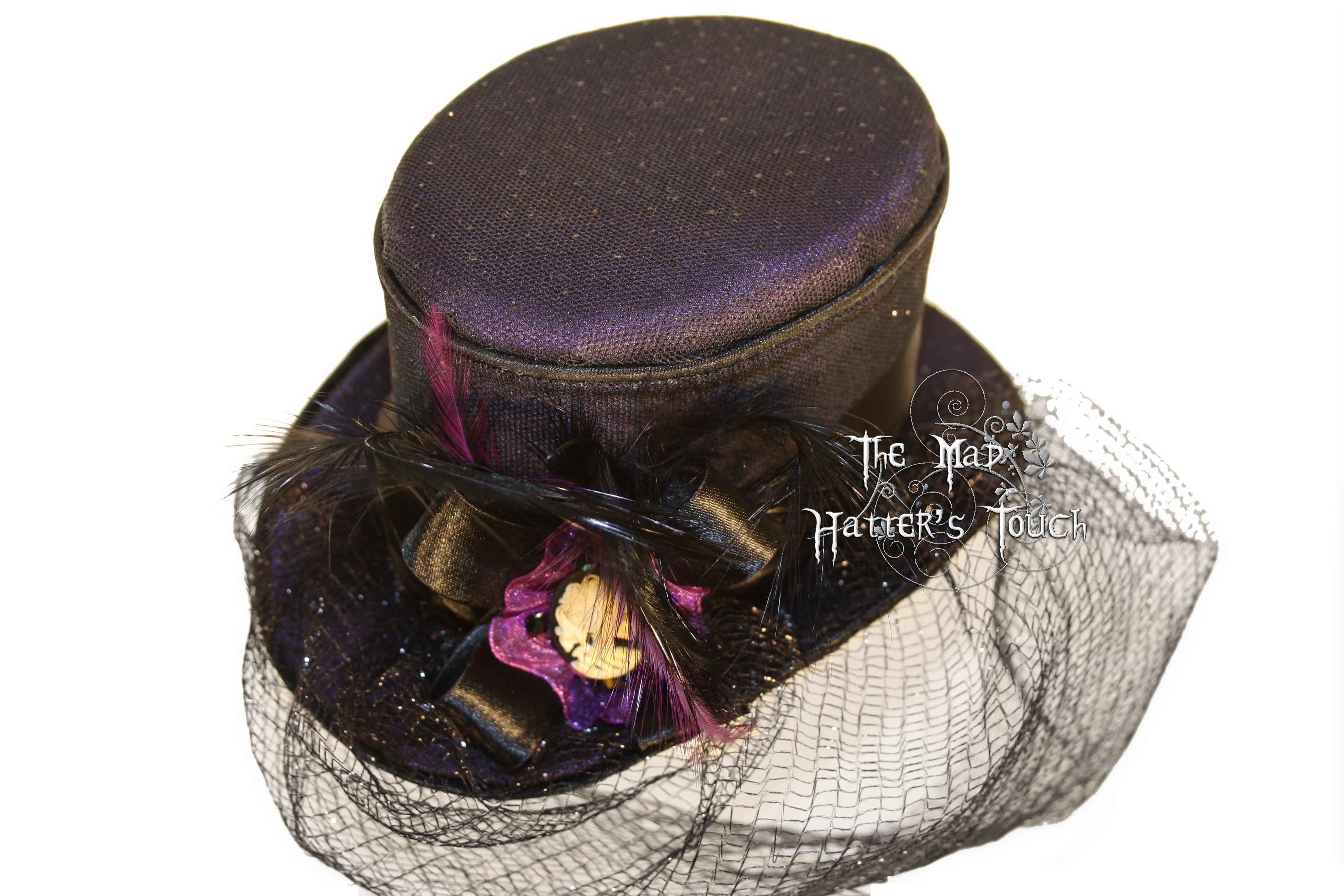 skull_cameo_handmade_mini_top_hat_headwear_3.JPG