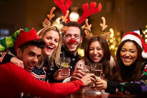 5 Holiday Party Themes That Haven't Been Played Out