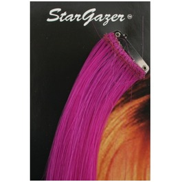Fuchsia Hair Extensions