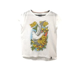 Bird T Shirt Women Snake Legend