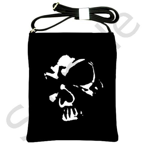 gothic shoulder bag