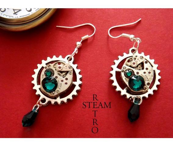 vintage_watch_movement_emerald_steampunk_earrings_earrings_5.jpg