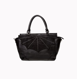 Banned Apparel Black Widow Bag