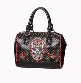 Banned Apparel Dia De Muertos Bag