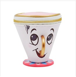 Chip Cup Purse Beauty Beast / Taza Monedero Chip Bella Bestia Wh084