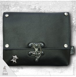 "Belt Bag ""King"" Extraordinary Gothic Bag"