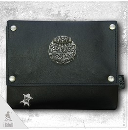 "Belt Bag ""Mjölnir"" Extraordinary Gothic Bag"