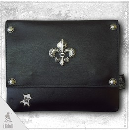 "Belt Bag ""Lily"" Extraordinary Gothic Bag"
