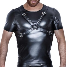 Muscle Fit Harness T Shirt