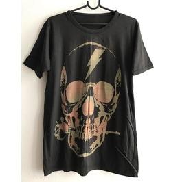 Skull Gothic Punk Rock Goth T Shirt M
