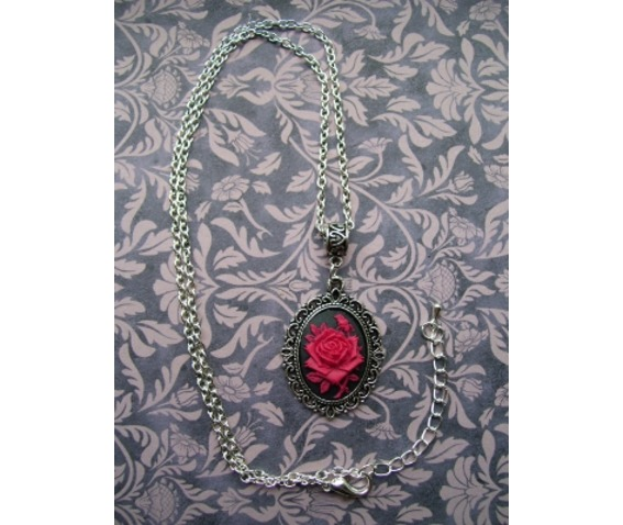 gothic_victorian_silver_metal_filigree_red_rose_cameo_necklaces_2.jpg