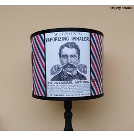 Old Fashioned Victorian Ads Unique Drum Lamp Shade Lampshade