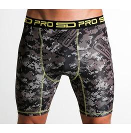 Carbon Digi Cam Sd Pro Range Compression Shorts
