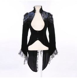 Dressy Gothic Tail Coat 21119