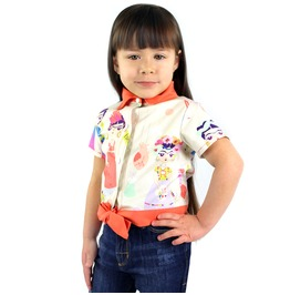 Girls Frida Esperanza Knot Top