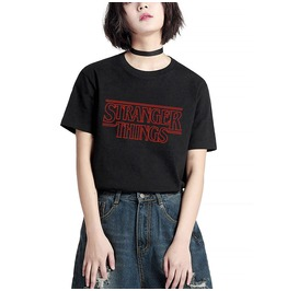 Stranger Things T Shirt Camiseta Wh117
