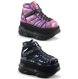 Demonia Neptune 100 Platform Rave Cybergoth Shoe