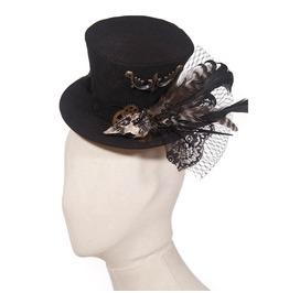 Steampunk Clockwork Top Hat Sp052