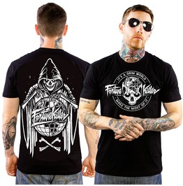 Grim World T Shirt