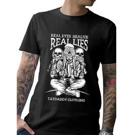 "Men's ""Realize"" Cotton Tee"