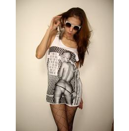 Sexy Cool Girl Unisex Rock Vest Tank Top