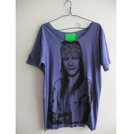 Axl Slash Guns N' Roses Heavy Metal Rock T Shirt Unisex M