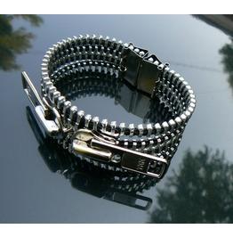 Industrial Zipper Cuff