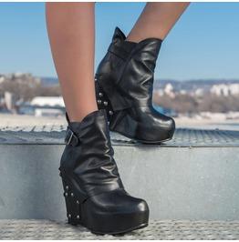 Alternative Platform Boots   RebelsMarket