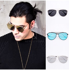 Luxurious Metal Frame Boeing Sunglasses 29