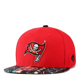 Unisex's Skull Flags Embroideried Snapback Hat Hiphop Baseball Cap