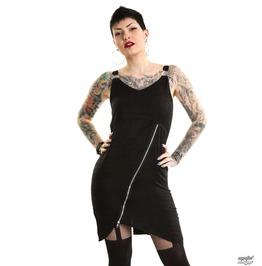 Punk Rock Gothic Alternative Short Mini Dress Heartless Clothing