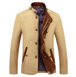 Spring Windbreaker Men's Jacket Up To 4 Xl