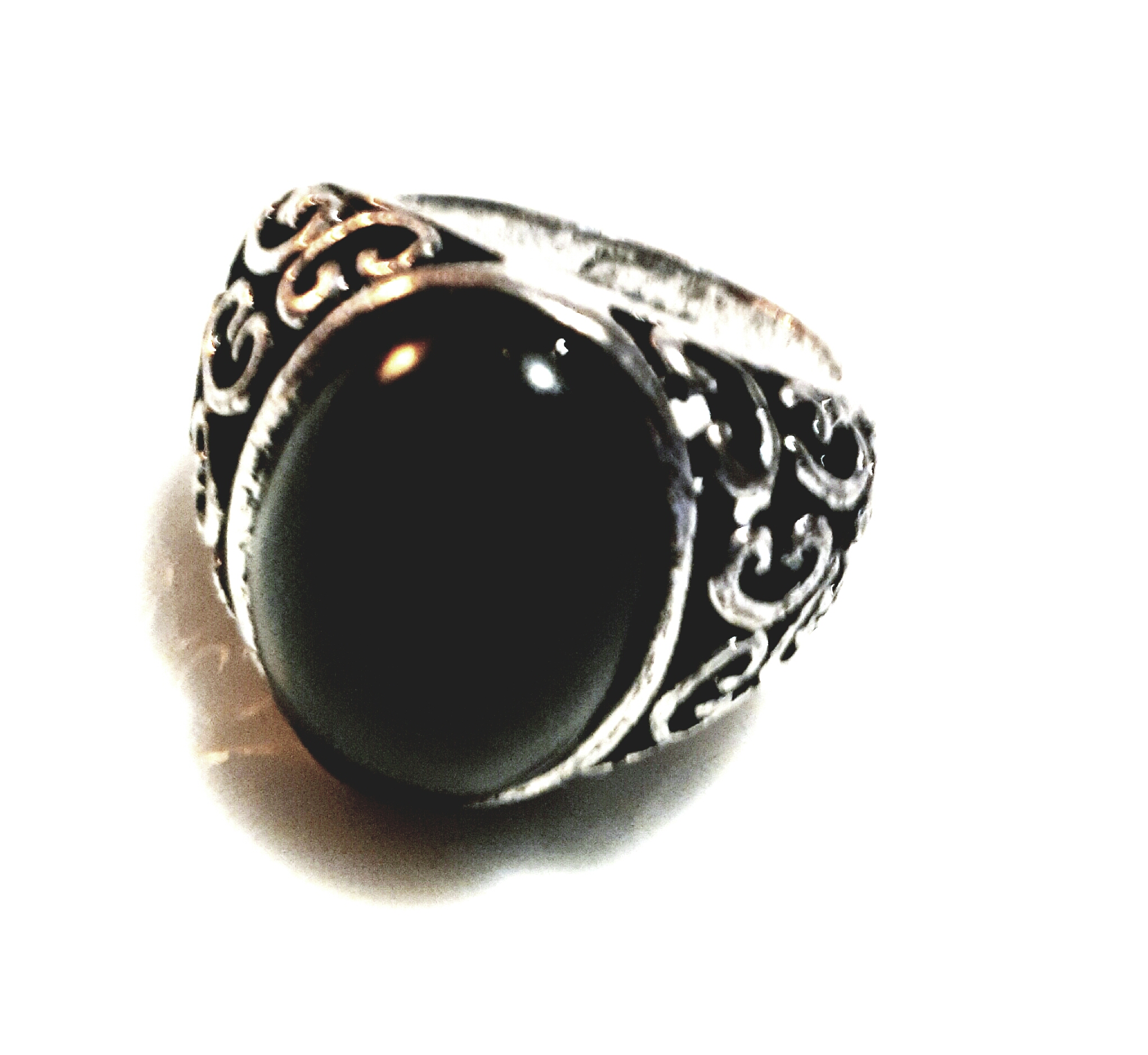 rebelsmarket_goth_old_silver_metal_antique_look_black_oval_engraved_design_ring_size_sml_rings_3.jpg