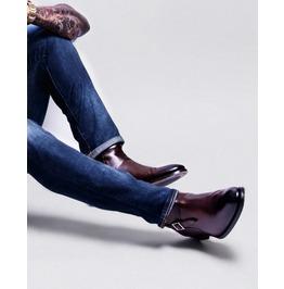 Handmade Men Brown Jodhpurs Boot, Men Ankle Boots, Men Leather Boots