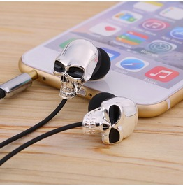 Skull Earphones