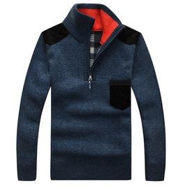Men's Modern Cashmere Pullover Knitwear Sweater