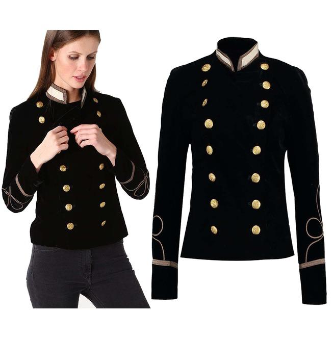 Military Jacket Women: