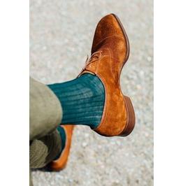 Men Tan Color Suede Shoes, Men Oxford Suede Shoes, Mens Fashion Shoes