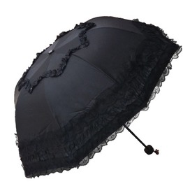 Lolita Edwardian Victorian Antique Umbrella