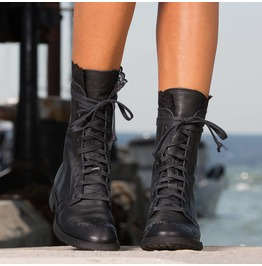 New Collection/Woman Genuine Leather Boots/Extravagant Leather Boots