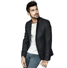 Men's Business Slim Fit Jacket Blazer
