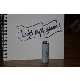 Middle Finger Lighter