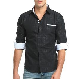 Trendy Men's Office Long Sleeve Shirt