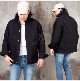 Vintage Trucker Cotton Jacket 322